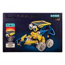 Гидравлический робот STEM Solar Robot на солнечной батарее 12 в 1
