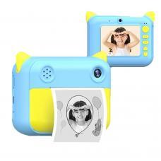 Детская камера с мгновенной печатью снимков Children's Print Camera