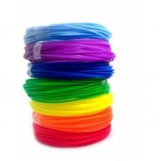 Набор PLA пластика для 3D ручки 20*10 м