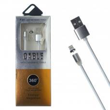 Универсальный магнитный USB-кабель X-Cable 360