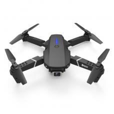 Складной мини дрон E88 с камерой