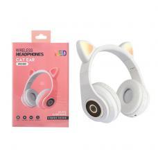 Беспроводные наушники Cat Ear CXT-B39 со светящимися кошачьими ушами