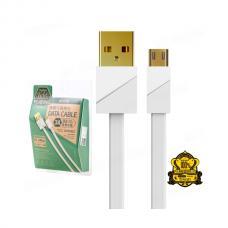 Кабель зарядки Remax Data Cable Gold Plating RC-048m 3A оптом