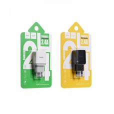 Сетевое зарядное устройство Hoco C22A