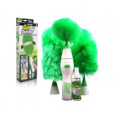 Электронная щетка Go Duster для удаления пыли