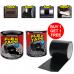 Сверхсильная клейкая лента Flex Tape 10 см оптом