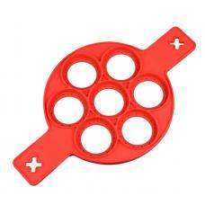 Силиконовая форма для приготовления оладьев Flippin Fantastic