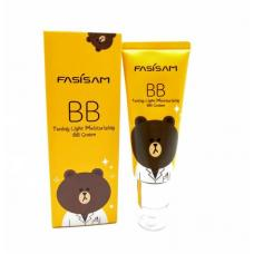 Тональный крем Fasisam BB Missha Line Friends (медведь) №1 30 мл