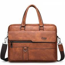 Большая мужская сумка-мессенджер Jeep Buluo