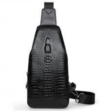 Мужская сумка Alligator с USB