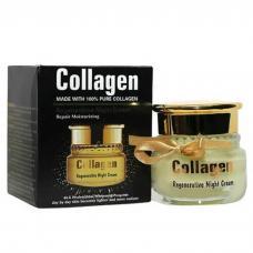 Крем для лица ночной Collagen regenerative night cream