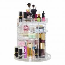 Вращающийся органайзер Cosmetics Storage Box Rotative Rack оптом