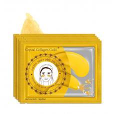 Патчи для глаз Golden Birds Nest Eye Mask гидрогелевые с экстрактом ласточкиного гнезда и золотом 2 шт оптом