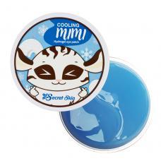 Патчи для глаз охлаждающие Cooling mimi hydrogel eye patch 60 шт оптом