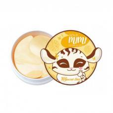 Патчи для глаз с золотом Gold mimi hydrogel eye patch 60 шт