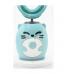 Детская электрическая зубная щетка U - образной формы