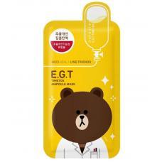 Антивозрастная маска для лица E.G.T Timetox Ampoule Mask 30 г
