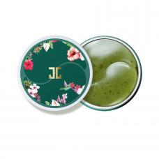 Гидрогелевые патчи с зеленым чаем Jayjun Green Tea Eye Gel Patch 60 шт