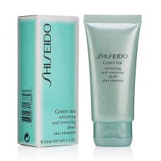 Пилинг для лица Shiseido Green Tea 60 мл