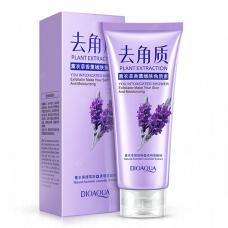 Скатка - пилинг Bioaqua Natural Plants Extracts лаванда 120 г оптом