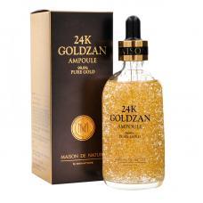 Сыворотка для лица 24K Goldzan Ampoule 99,9% Pure Gold 100 мл