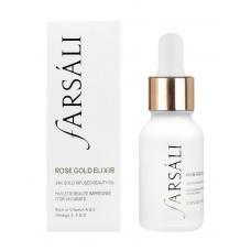 Сыворотка-эликсир для лица Farsali Rose Gold Elixir Radiating Moisturizer 30 мл оптом