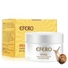Крем для лица увлажняющий Efero Snail Repair Face Cream 30 г