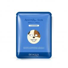 Маска для лица Bioaqua Animal Dog Addict Mask