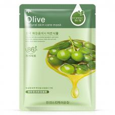 Маска для лица Rorec Natural Skin Olive Mask с экстрактом оливки 30 гр