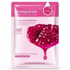 Маска для лица Rorec Pomegranate Natural Skin Care Mask с экстрактом граната 30 г