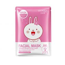 Маска Bioaqua Fasial Animal Mask с эссенцией вишневого цвета 30 мл
