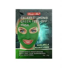 Маска-пилинг для лица Dear She Galaxy Diamond Dreen Peel-Off Mask 10 шт