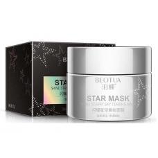 Маска-пленка Beotua Star Mask Shine Starry Sky Tearing Mask от черных точек 50 г