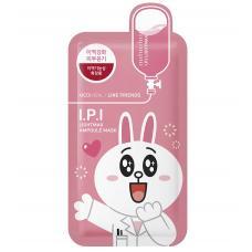 Отбеливающая маска I.P.I Lightmax Ampoule Face Mask Sheet для сияния кожи 27 мл оптом