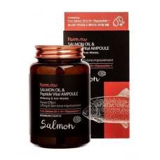 Сыворотка для лица Salmon Oil & Peptide 250 мл