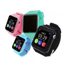 Детские часы с GPS Smart Baby Watch V7 оптом