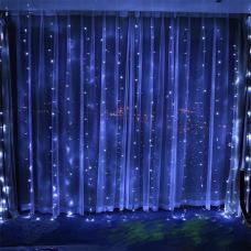 Светодиодная гирлянда - интерьерная штора 3*2 метра