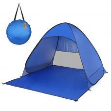 Палатка пляжная автоматическая 200 х 165 х 130 см