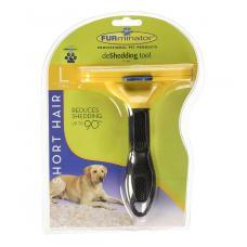 Инструмент для удаления шерсти собак FURminator