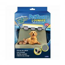Подстилка в авто для домашних питомцев Petzoom Lounge