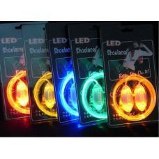 Светящиеся LED шнурки