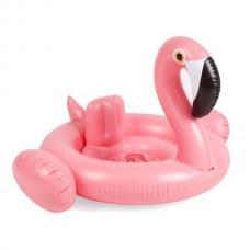 Детский Надувной круг фламинго Inflatable swan baby оптом