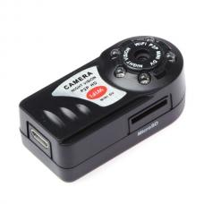 Мини камера видеорегистратор Q7 WI FI