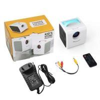 Портативный LED проектор Kids Story Q2