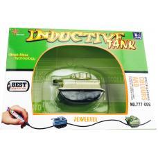 Индуктивная детская игрушка Inductive Tank