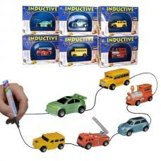 Индуктивная детская игрушка Inductive Car