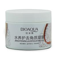 Отшелушивающий крем гель для лица Bioaqua