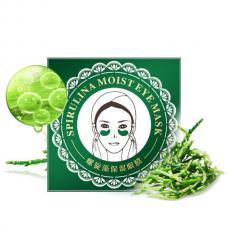 Патчи для глаз Spirulina moist eye mask