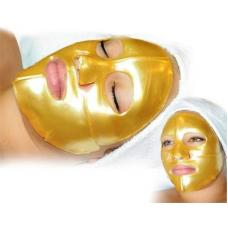Золотая коллагеновая маска для лица Golden facial mask оптом