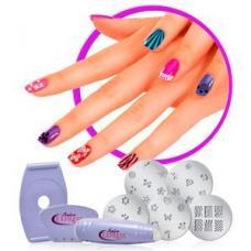 Набор для художественного маникюра Salon Express Decorate Your Nails Like A Pro оптом